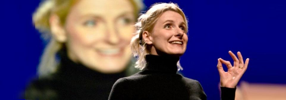 Elizabeth Gilbert parle du génie
